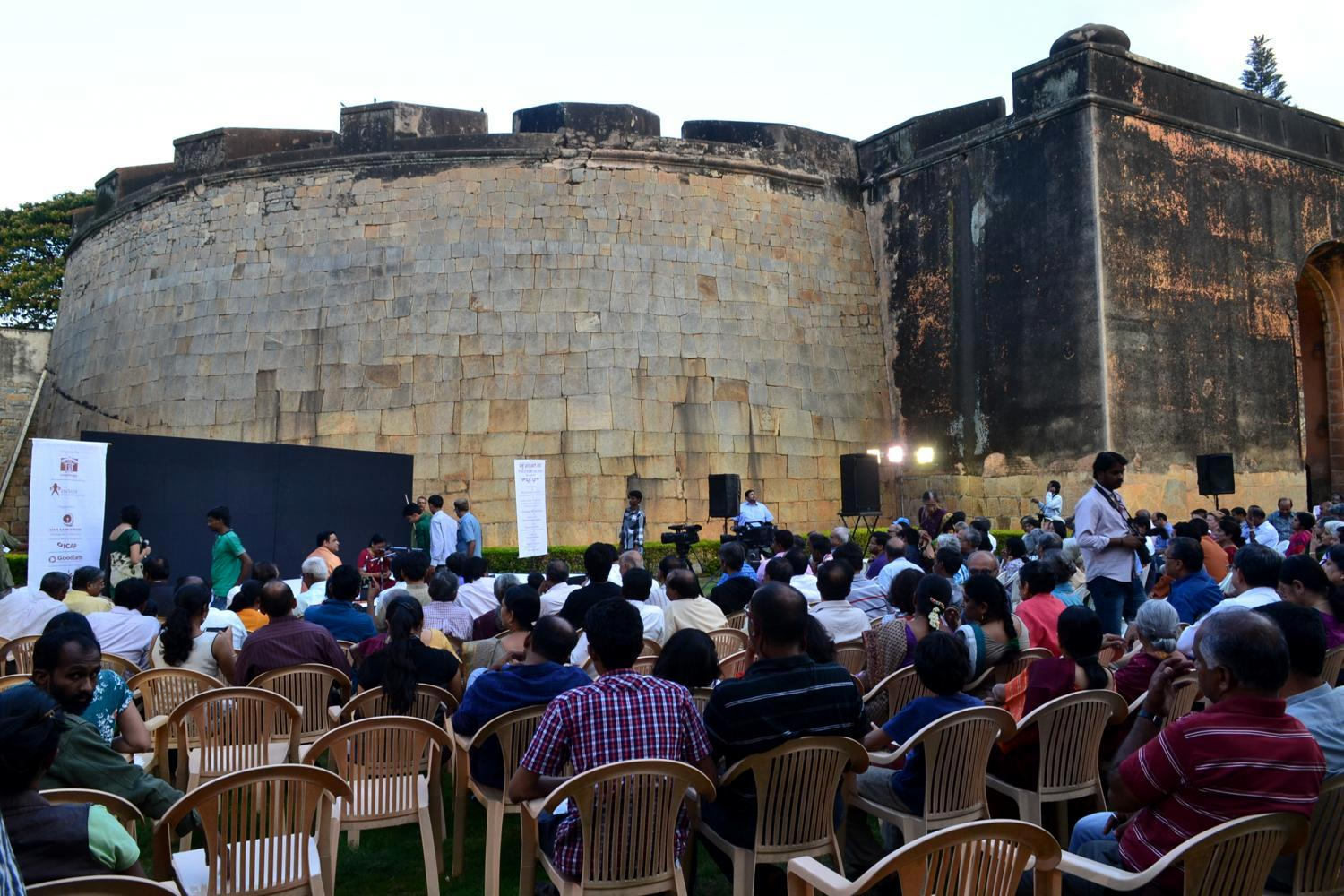 World Heritage Day @ The Bangalore Fort