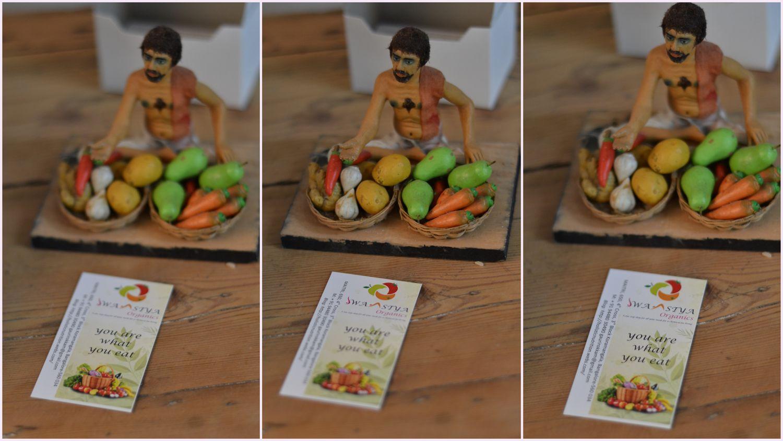 New Organic Store in Koramangala – Warli Art