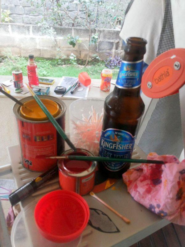 Beer & Paints