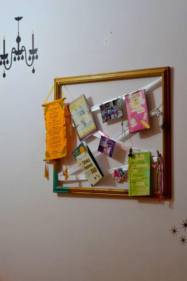 Day 7: DIY Teen Room Display