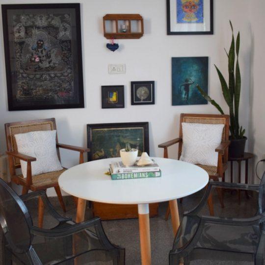 Preethi Prabhus studio setuo