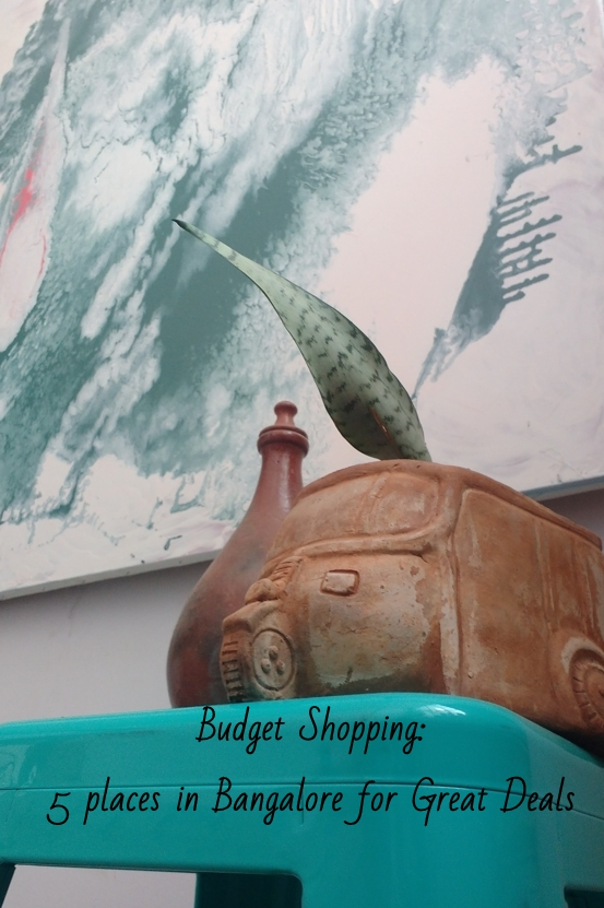 5 Places in Bangalore for Great Deals : Budget Decorating