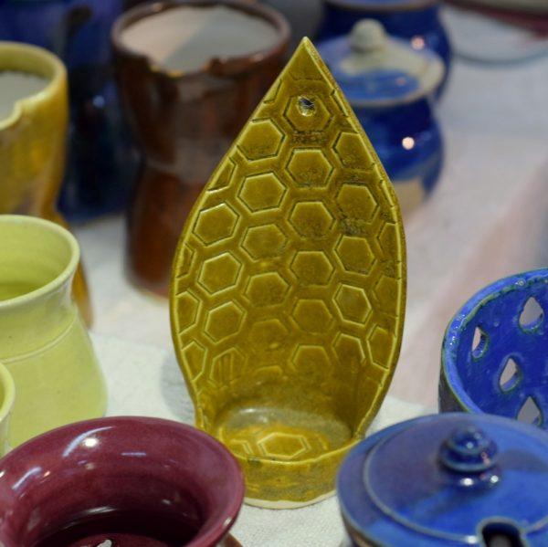 Handmade Ceramic Wall T-lights